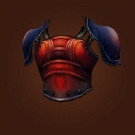 Warmaul Breastplate, Warlord's Iron-Breastplate Model