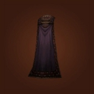 Inherited Cape of the Black Baron, Cape of the Black Baron, Shadow Prowler's Cloak Model