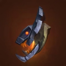 Shoulderwraps of the Witch Doctor Model