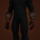 Cragsman Gloves, Overgrowth Cutter Gauntlets, Daggerjaw Gloves, Overgrowth Cutter Gloves, Teroclaw Gloves Model