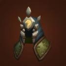 Crown of the Living Mountain, Sinister Felborne Helmet Model