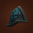 Hillstride Spaulders, Whitewater Amice, Slime-Stacked Mantle, Pinerock Tracker's Shoulderguards, Skyhorn Mantle Model