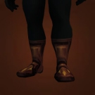 Emberforged Elementium Boots, Treads of the Penitent Man Model