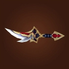 Dragonfang Blade Model