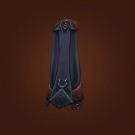 Forgeflame Greatcloak, Dark Night Cloak, Dreaded Wing, Rinnila's Regal Cloak Model