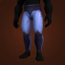 Purifier's Leggings, Master Warmage's Leggings Model