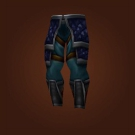 Warpscale Leggings Model