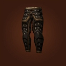Leggings of Violent Exsanguination, Dark Arctic Leggings, Windripper Leggings Model