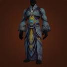 Bloodthirsty Gladiator's Silk Robe Model