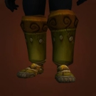 Boots of Wintry Endurance Model