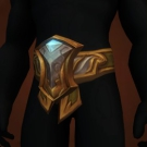 Belt of Embodied Terror, Healer's Belt of Final Winter, Cannonfire Cord Model