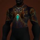 Dark Phoenix Tunic, Breastplate of the Incendiary Soul Model
