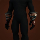 Tough Scorpid Gloves Model