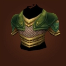 Thelsamar Breastplate, Salvoblast Tunic, Sentinel Hill Breastplate, Soldier's Armor Model