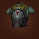 Chestwrap of Violent Upheaval, Railwalker Jerkin Model