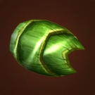 Worn Turtle Shell Shield, Pathfinder Guard, Jade Deflector, Petrified Lichen Guard Model