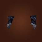 Crafted Dreadful Gladiator's Silk Handguards Model