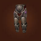 Gladiator's Lamellar Legguards, Gladiator's Scaled Legguards, Gladiator's Ornamented Legplates Model