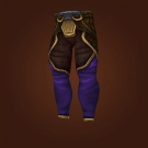 Leggings of Broken Magic, Legguards of the Stampede, Windspeaker's Legwraps Model