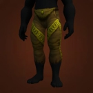 Leech Pants, Silksand Legwraps Model