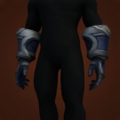 Merciless Gladiator's Mooncloth Gloves, Merciless Gladiator's Satin Gloves Model