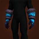 Flamebloom Gloves, Grips of the Failed Immortal, Rittsyn's Ruinblasters Model