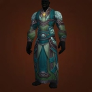 Wrathful Gladiator's Ringmail Armor, Wrathful Gladiator's Linked Armor, Wrathful Gladiator's Mail Armor Model
