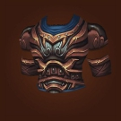 Tyrannical Gladiator's Plate Chestpiece Model