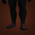 Ballast-Laden Footpads, Darkbrand Boots, Shattered Bond Treads Model