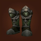 Vicious Gladiator's Warboots of Alacrity Model