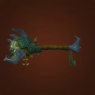 Venomlord's Totemic Wand Model