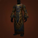Oracle Robe, Crystalsong Robe, Bauble-Woven Gown, Titan-Forged Raiment of Salvation Model