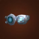 Mechanized Snow Goggles Model
