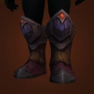 Cranefeather Boots Model