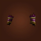 Deviate Scale Gloves, Headhunter's Mitts Model