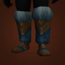 Replica General's Dragonhide Boots Model
