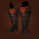 Mirrored Boots, Arachnaflame Treads Model