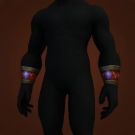 Vindicator's Silk Cuffs Model