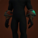 Clutches of Evil, Gloves of Dissolving Smoke, Dark Phoenix Gloves Model