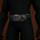 Firecracker Belt, Shado-Pan Initiate's Belt, Loksey's Lost Belt, Icewrath Belt, Belt of Brazen Inebriation Model