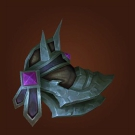 Vicious Gladiator's Mooncloth Mantle, Vicious Gladiator's Satin Mantle Model