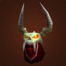 Demonfang Ritual Helm Model