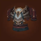 Cataclysmic Gladiator's Plate Chestpiece Model