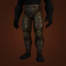 Denwatcher's Leggings, Wildevar Pants, Caribou Britches, Ancient Dreamer's Leggings Model