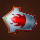 Bloodforged Shield Model