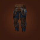Greaves of Sanctified Dissolution, Leggings of the Stone Halls Model