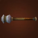 Carved Stone Mace, Naaru Lightmace Model