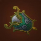 Spiritsage's Shield, Safari Defender, Immaculate Pandaren Shield Model