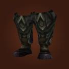 Nerubian Boots, Husk Shard Sabatons, Revenant's Treads Model