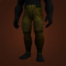 Thistlefur Pants, Geomancer's Trousers Model